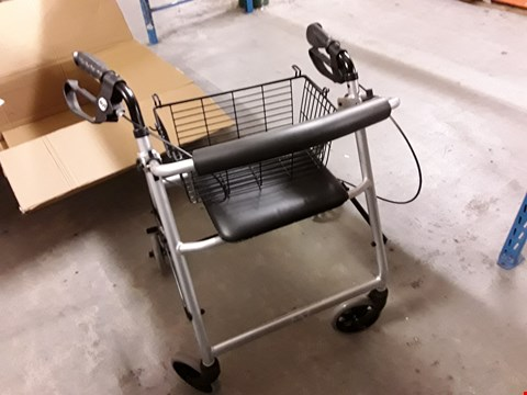 Lot 10082 LIGHTWEIGHT ROLLATOR