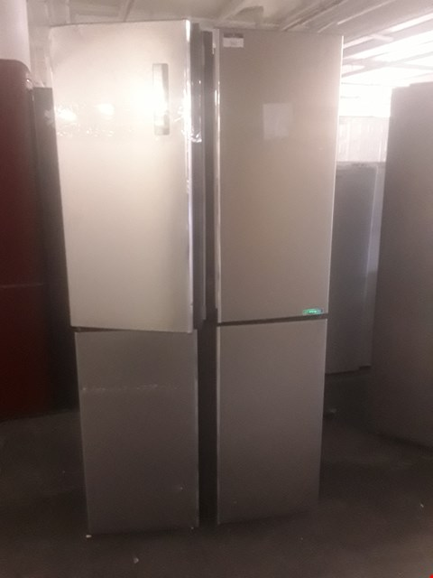 Lot 49 HISENSE RQ689N4AC1 91CM WIDE FROST-FREE AMERICAN STYLE MULTI-DOOR FRIDGE FREEZER - STAINLESS STEEL LOOK RRP £1000