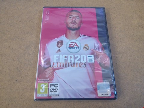 Lot 2540 FIFA 20 FOR PC
