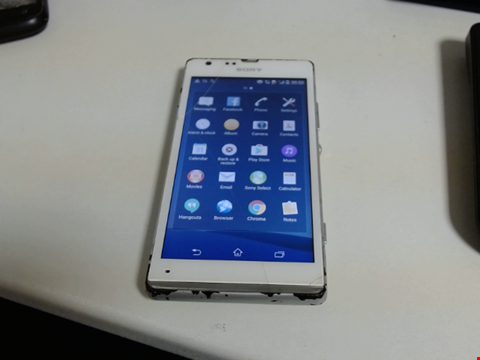 Lot 5084 SONY XPERIA C5303 ANDROID SMART PHONE