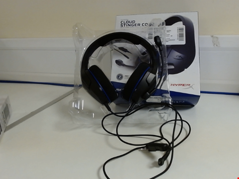Lot 15086 HYPERX CLOUD STINGER CORE CONSOLE GAMING HEADSET