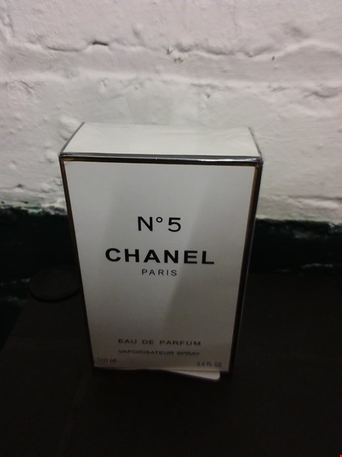 Lot 11021 BOXED CHANEL PARIS BLEU PARFUM POUR HOMME 100ML