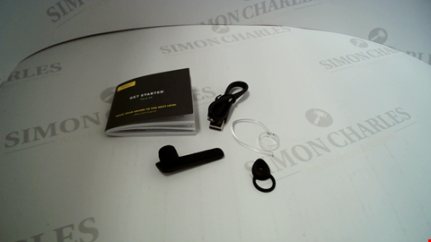 Lot 17178 JABRA TALK 45 BLUETOOTH MONO HEADSET WITH NOISE CANCELLATION AND ONE TOUCH VOICE ASSISTANT