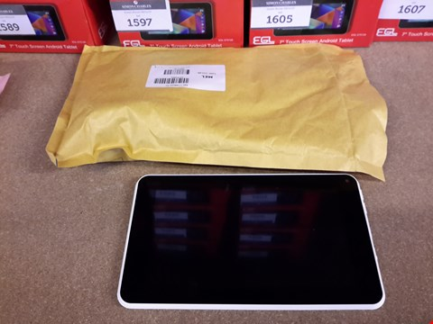 "Lot 384 EGL 7"" 8GB TOUCH SCREEN ANDROID TABLET"