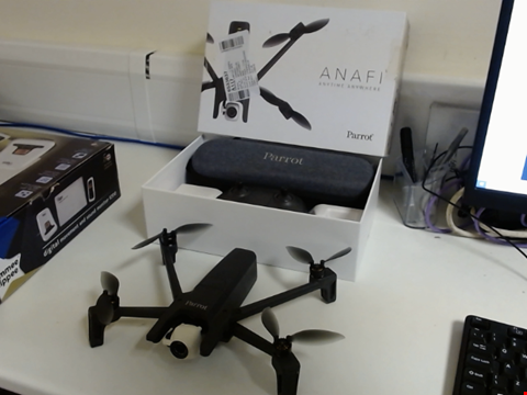 Lot 15213 BOXED PARROT ANAFI DRONE