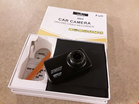 Lot 3004 NOXED WEY WDR HD 1080 P DASH CAM