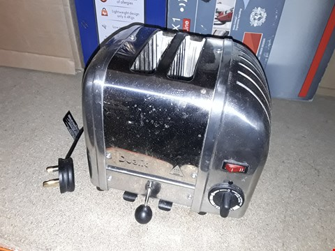 Lot 5226 DUALIT CLASSIC TOASTER