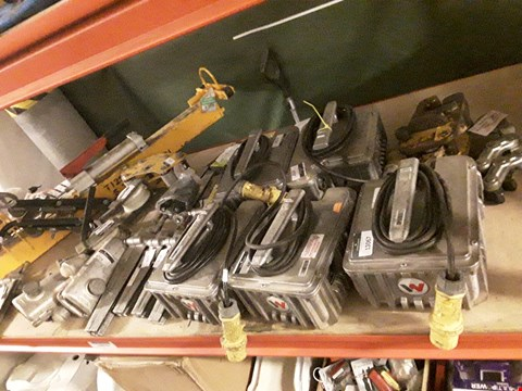 Lot 13068 SHELF OF APPROXIMATELY 20 ASSORTED TOOLS/PARTS