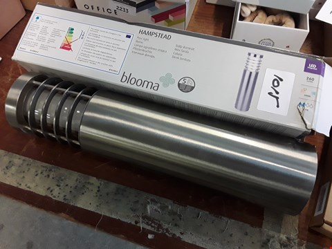 Lot 1015 BOXED BLOOMA HAMPSTEAD POST LIGHT