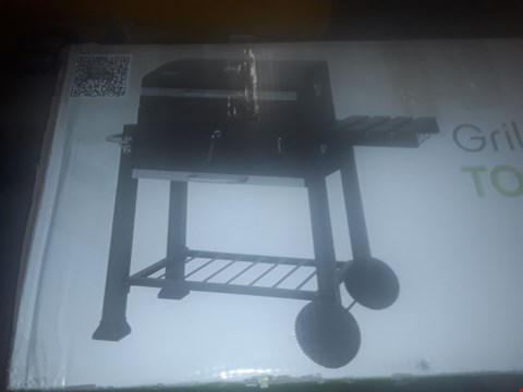 Lot 9546 TEPRO TORONTO CLICK TROLLEY GRILL GAS BARBECUE