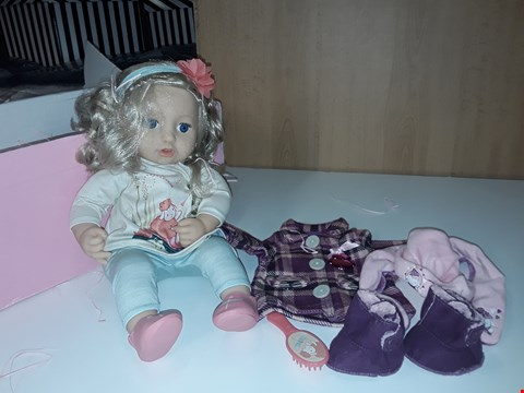 Lot 159 BABY ANABEL DOLL