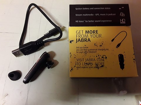 Lot 4331 JABRA HEADSET