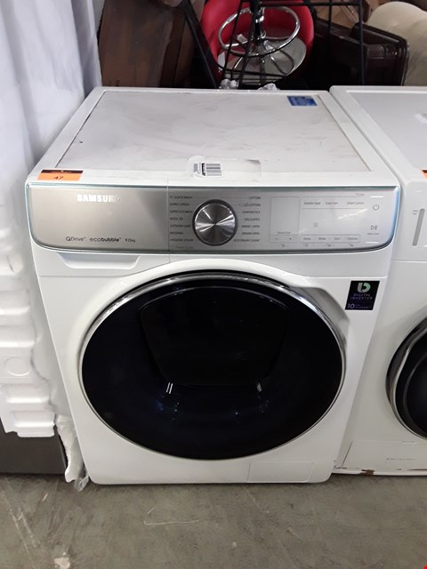 Lot 47 SAMSUNG WW90M741NOR/EU 9KG LOAD, 1400 SPIN QUICKDRIVE™ WASHING MACHINE WITH ADDWASH RRP £1239.00