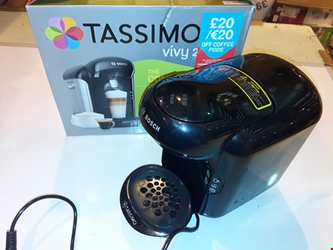 Lot 1228 BOSCH TASSIMO COFFEE MACHINE