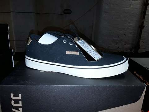 Lot 2158 LOT OF 2 BRAND NEW JACK & JONES SURF TRAINERS SIZE 8 RRP £48