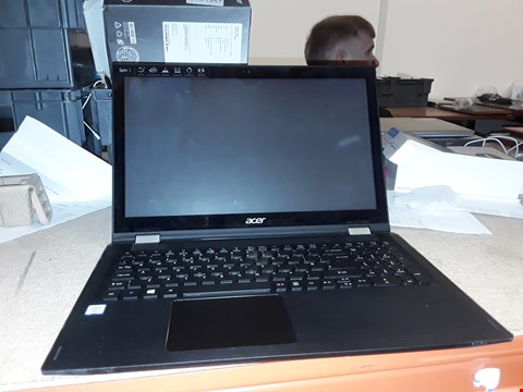 Lot 9331 ACER SPIN 3 INTEL CORE I3 4GB RAM  RRP £640.00