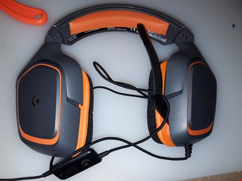 Lot 224 LOGITECH G231 PRODIGY GAMING HEADSET