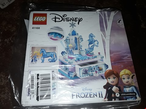 Lot 4091 LEGO DISNEY FROZEN 11 JEWELLERY BOX