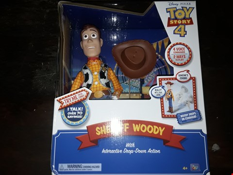 Lot 4045 SHERIFF WOODY SPECIAL RRP £20.00