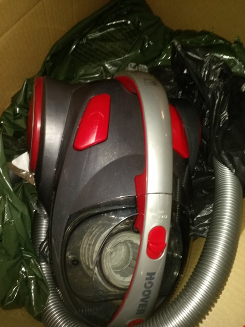 Lot 2382 HOOVER WHIRLWIND CYLINDER VACUUM CLEANER