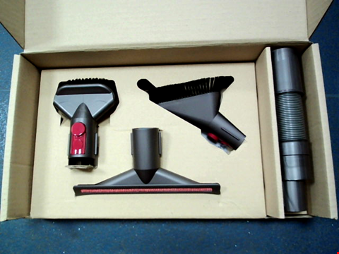 Lot 19 DYSON QUICK RELEASE HANDHELD TOOL KIT