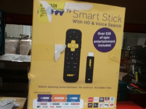 Lot 1100 2 × NOWTV SMART STICKS