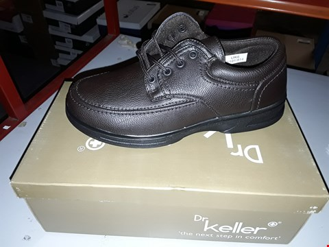 Lot 2165 LOT OF 6 BRAND NEW DR KELLER BARRY LACE SHOES SIZE 6 RRP £140