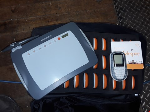 Lot 14260 PROMETHEAN ACTIVINSPIRE SET OF 32 CLASS INTERACTIVE LEARNING PADS