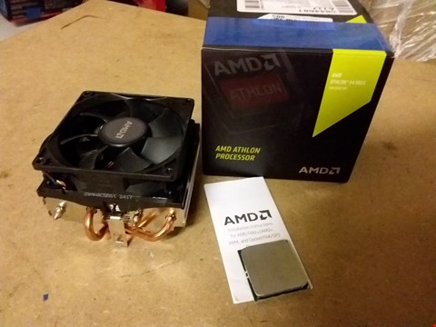Lot 895 AMD AD880KXBJCSBX AMD ATHLON X4COOLER 880K WITH NEAR SILENT THERMAL SOLUTION FOR CPU - SILVER