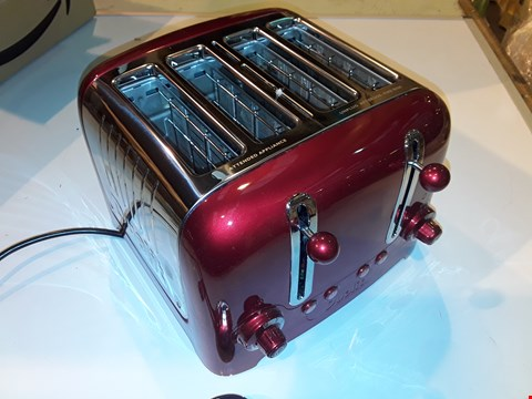 Lot 1248 DUALIT 4 SLICE TOASTER
