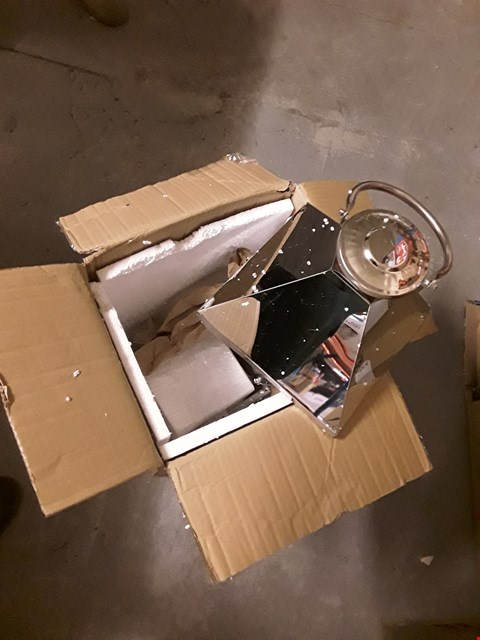 Lot 840 BOXED OUTDOOR LANTERN PARTS