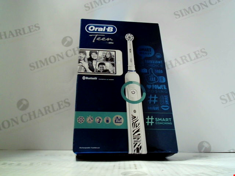 Lot 6396 ORAL B TEEN ELECTRONIC TOOTH BRUSH