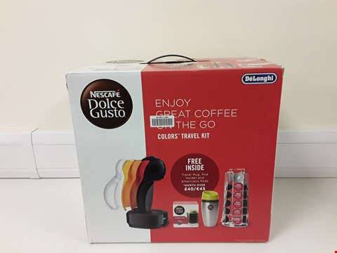 Lot 6002 BOXED DELONGHI NESCAFE DOLCE GUSTO