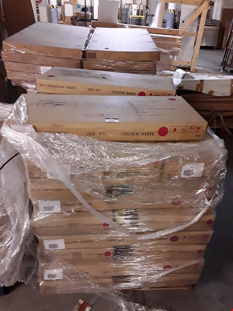 Lot 686 PALLET OF WILMSLOW BED PARTS