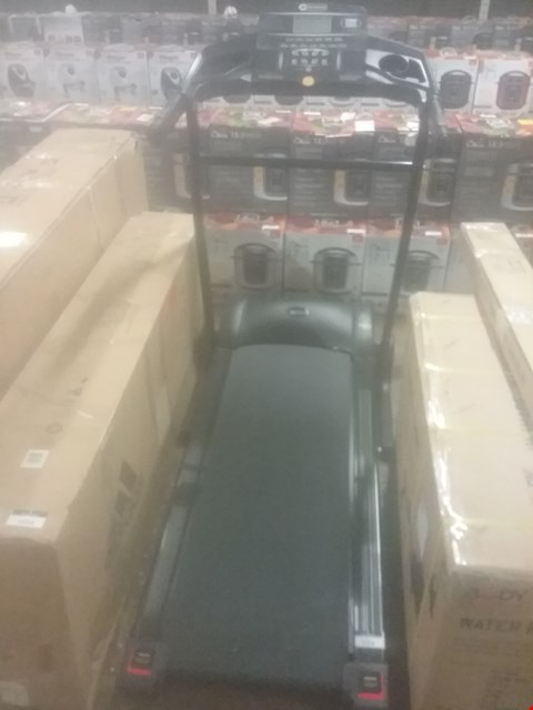 Lot 1033  T2000D FOLDABLE MOTORISED TREADMILL RRP £319.99