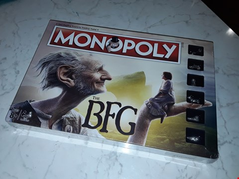 Lot 202 SEALED MONOPOLY THE BFC BOARD GAME