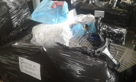 Lot 558 PALLET OF ASSORTED ITEMS TO INCLUDE AMPLIFIED HIGH PERFORMANCE INDOOR AERIAL AND INDOOR AERIAL DIGITOP ECT