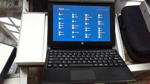 Lot 50 BOXED LINX 10 TABLET WITH KEYBOARD CASE