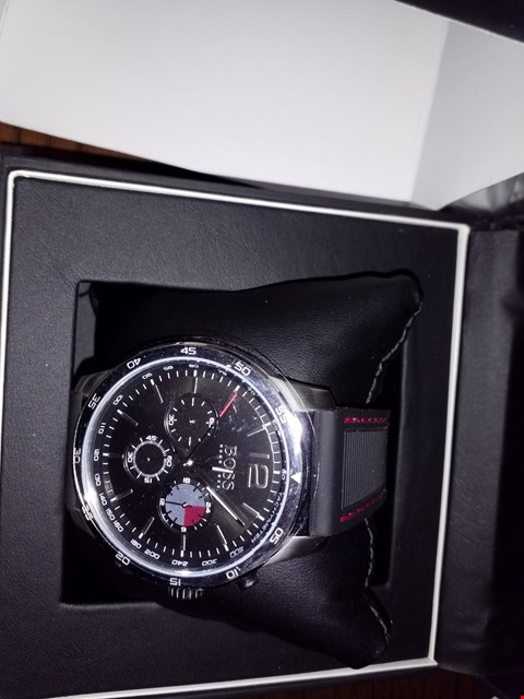 Lot 9259 HUGO BOSS BLACK PROFESSIONAL WATCH RRP £260.00