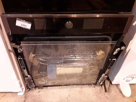 Lot 1081 GOODHOME INTEGRATED ELECTRIC OVEN GHPY71