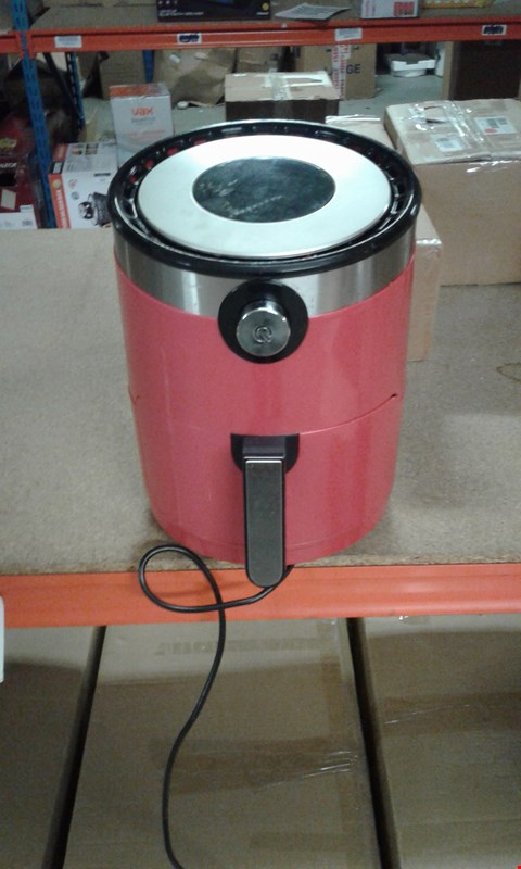 Lot 10 COOK ESSENTIALS 2.6L AIR FRYER - RED