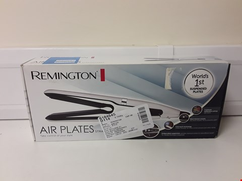 Lot 6243 BOXED REMINGTON AIR PLATE STRAIGHTENERS