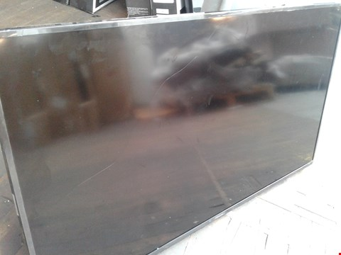 "Lot 1153 HISENCE 50"" UHD LED  TV (DAMAGED SCREEN)"