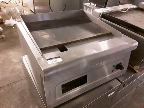 Lot 9104 BURCO BCO CTGD01 COMMERCIAL GRIDDLE