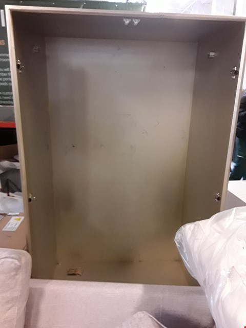 Lot 2094 DESIGNER GOLD FINISH WARDROBE PARTS