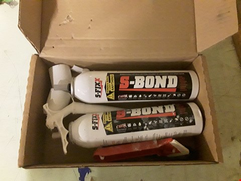 Lot 834 S-BOND SEALANT