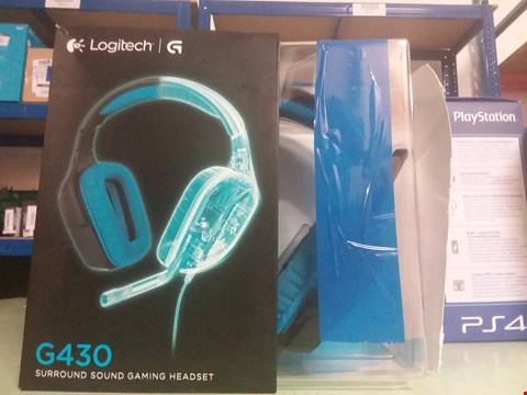Lot 94 LOGITECH G430 SURROUND SOUND GAMING HEADSET