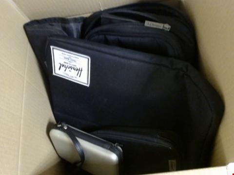 Lot 7768 QUANTITY OF ASSORTED LAPTOP / NOTEBOOK, TABLET AND PORTABLE GAMING DEVICES CASES 30 X 30 X 30CM BOX