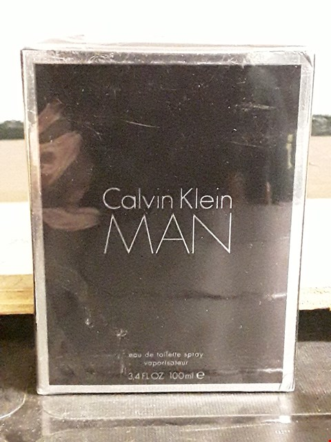Lot 11045 BOXED CALVIN KLEIN MAN EDT 100ML