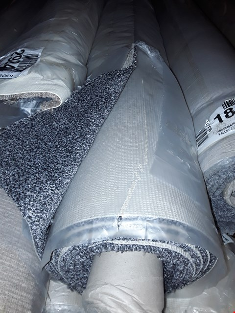 Lot 3070 ROLL OF MONTAGUE STORM CARPET, APPROXIMATELY 5X4.65 METERS - DARK GREY